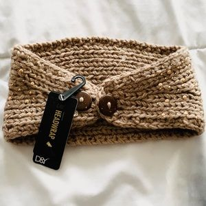 Accessories - NWT Knit Headwrap